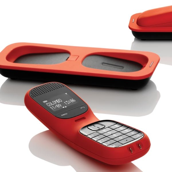 2009 Australian International Design Awards Shortlist Announced Designophy  Newslog Www Designer Cordless Home Phones