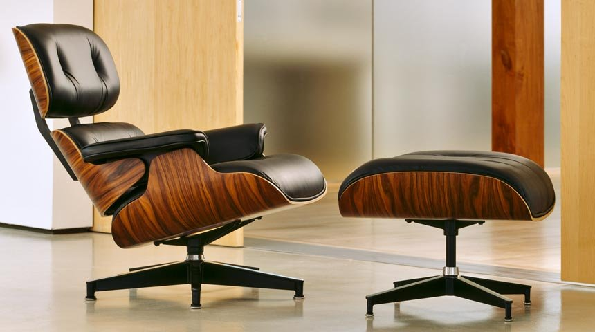 Eames Lounge Chair Designophy Designpedia Wwwdesignophycom - Charles eames lounge chair